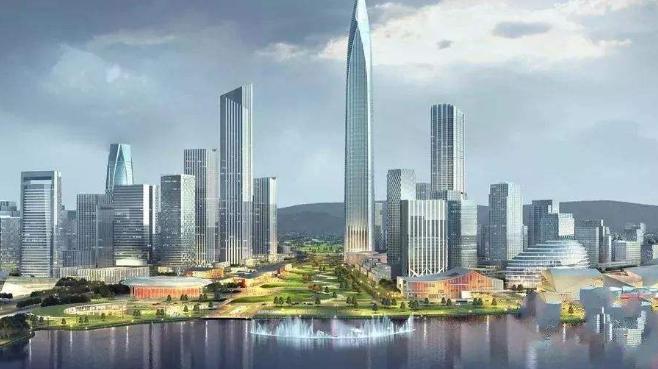 成都未来城市中心到底在哪?