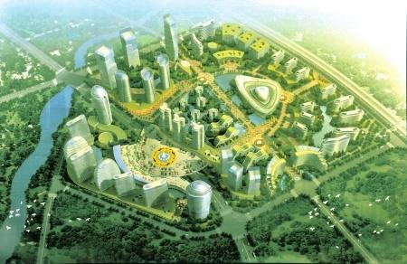 《关于服务天府新区成都分区建设发展的意见(试行)》