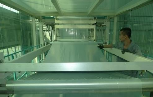 新建年产1万吨全生物降解薄膜项目