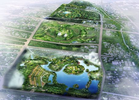都市绿肺建设项目