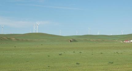 风电新能源开发建设项目