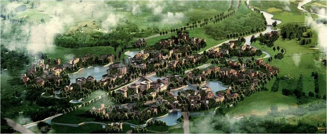 温江生态旅游区孕育10亿商机