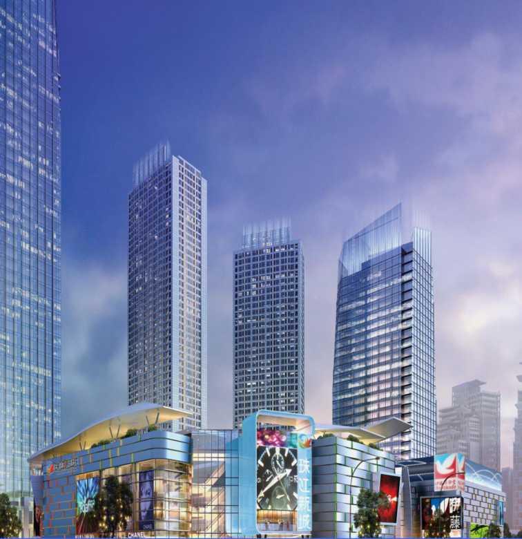 图解温江现代服务业园区现状与发展趋势