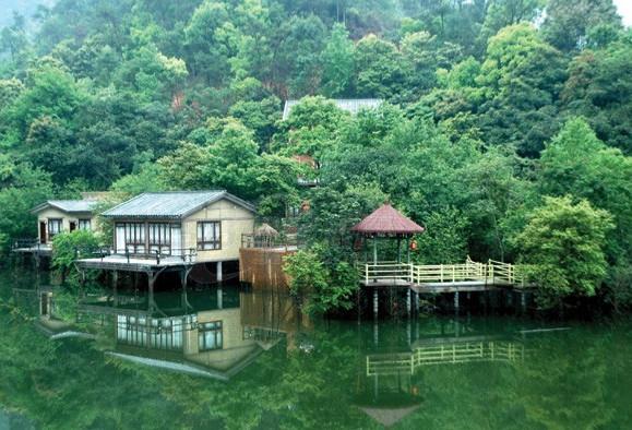 格萨拉生态旅游区开发项目