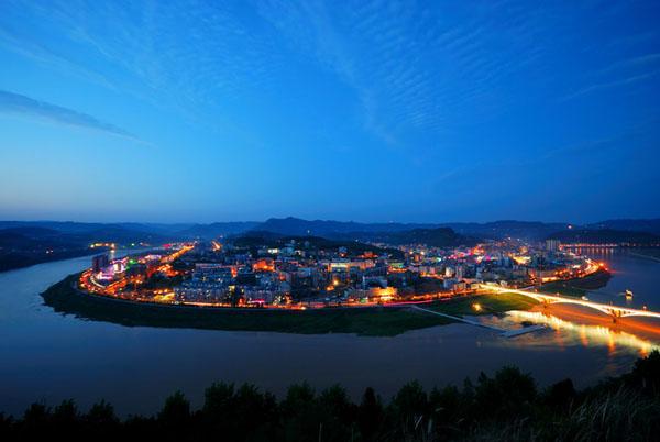 广元市苍溪县服务业项目