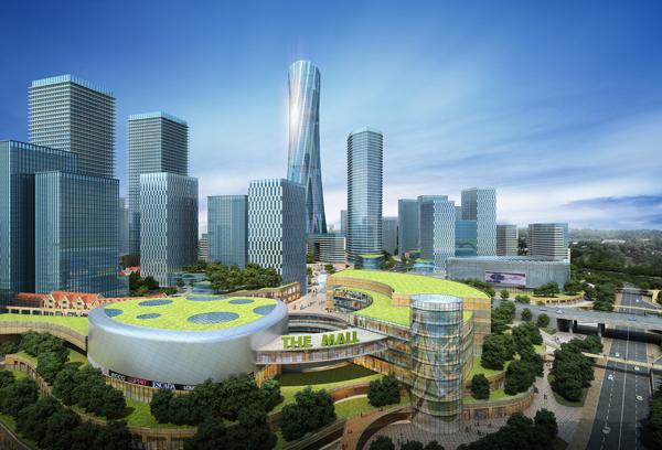 泸州市江阳区服务业项目(二)