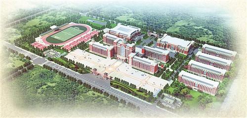 青龙山整体开发项目