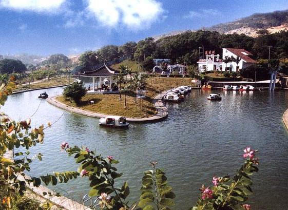 凤凰湖旅游地产开发项目