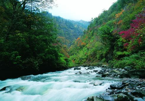 虎牙生态旅游区开发