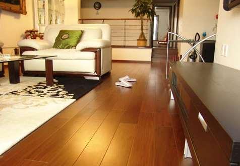 巴中经开区强化木地板生产项目