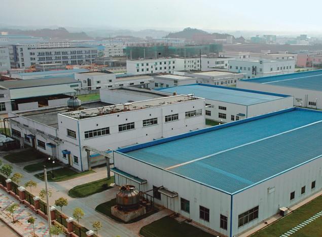 蒲江县鹤山镇工业园区(1)