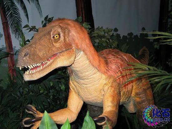 自贡市恐龙王国生态游乐园项目