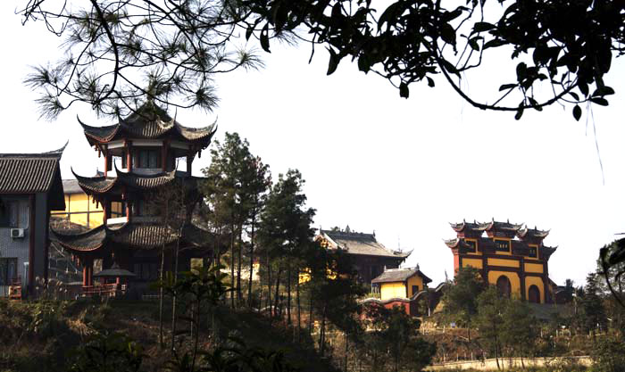 内江市重点旅游项目招商