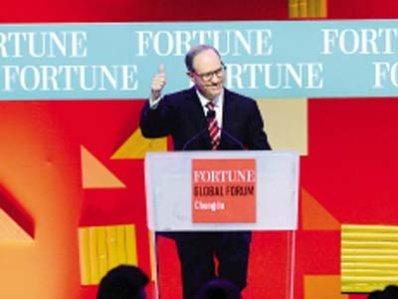 苏安迪:成都财富全球论坛是历届之最