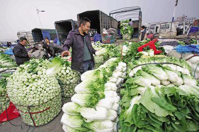 广安川东民生农副产品综合批发交易市场项目