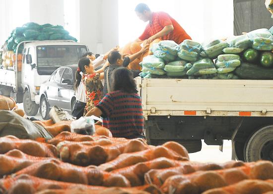 达州市开江县特色农产品商贸物流中心项目