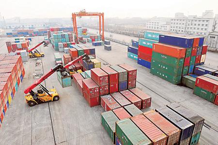 万源市中国南北物流港项目