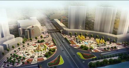 雅安市大兴商业中心项目
