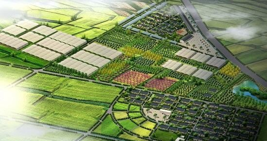 永宁示范基地建设项目基础设施
