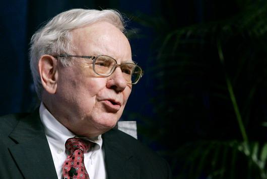 巴菲特:我投资生涯前期所犯的错误