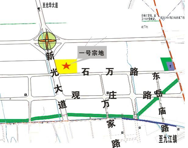 双流县九江街道万家社区5、6组