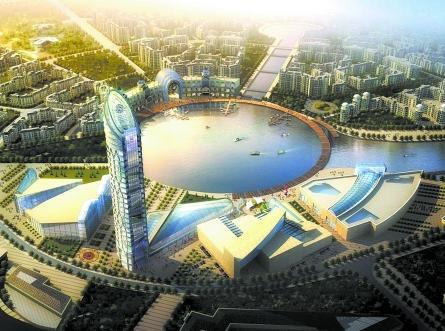 彭州工业投资发展有限责任公司招商中心在建工程项目