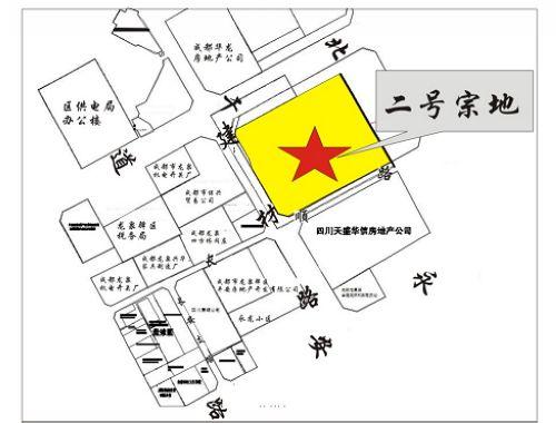 龙泉驿区龙泉街道北干道以南、建材路以东