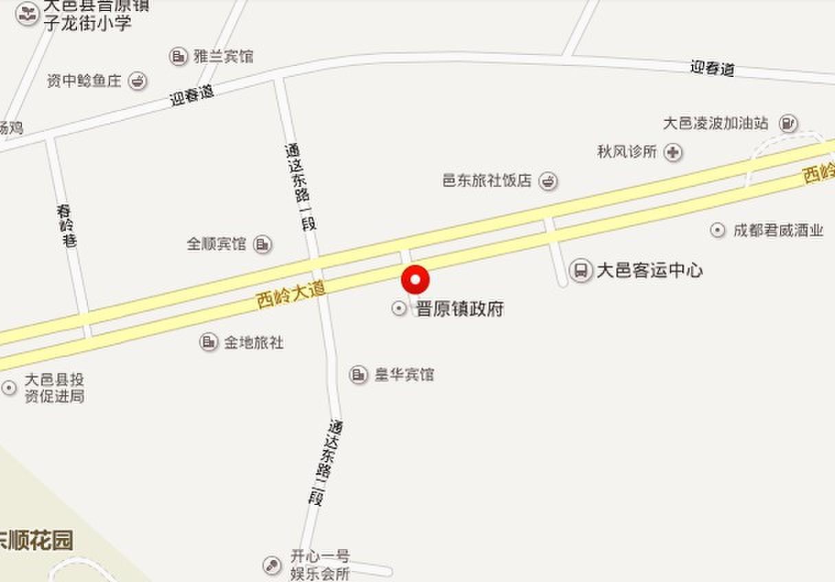 大邑县晋原镇桃源新城南区(斜江村5组和村集体)