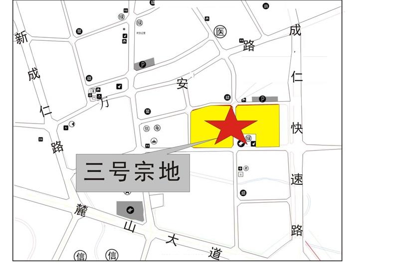 双流县万安镇石桥村1、2、3、4组
