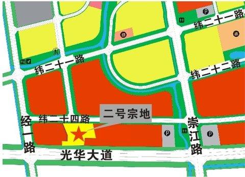 温江崇州2商业地块拍卖,挂牌最低95万/亩