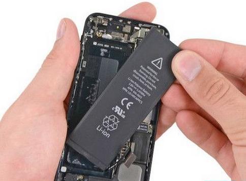 部分iPhone5电池有问题可到店免费换