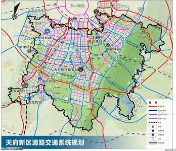 交通:核心区到天府广场 只要40分钟