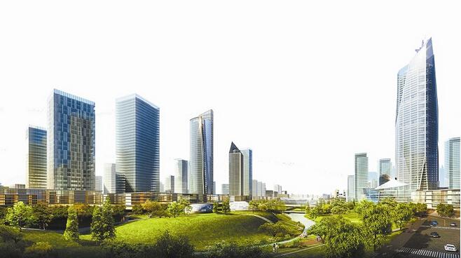天府新区650万人新城  设453平方公里禁建区