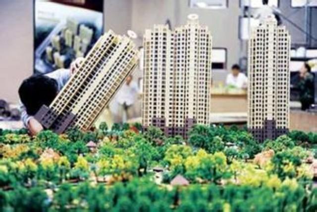 楼市到底有没有泡沫:在建房屋中90%未卖出