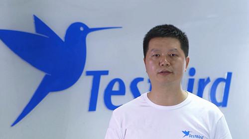 成都李伟:庆幸站在创业风口上