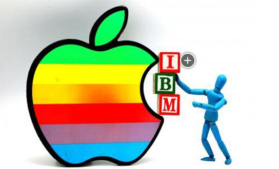 苹果或将玩坏企业市场?
