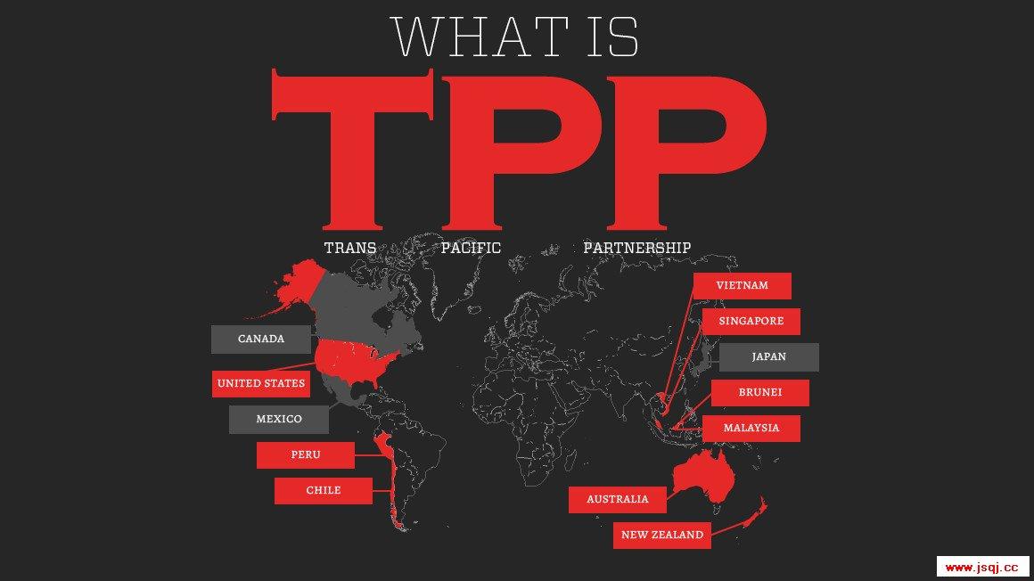 """不入""""大TPP"""" 损失2.2%GDP?"""