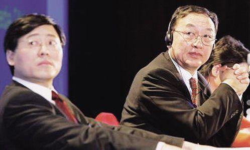 柳传志对CEO杨元庆失去信心?
