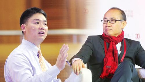 刘强东对话潘石屹:光有用户体验还不够
