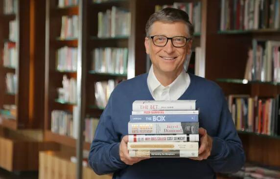 比尔·盖茨是如何选书的?