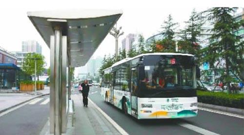 """成都天府新区直管区首批 """"市民决策公交线""""开通"""