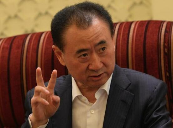 王健林:有的企业不赚钱就靠讲故事