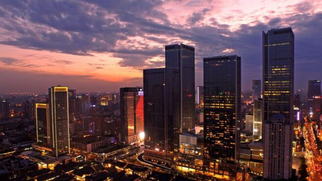 """中心城区扩大至""""11+2""""     国家中心城市成都产业新变革"""