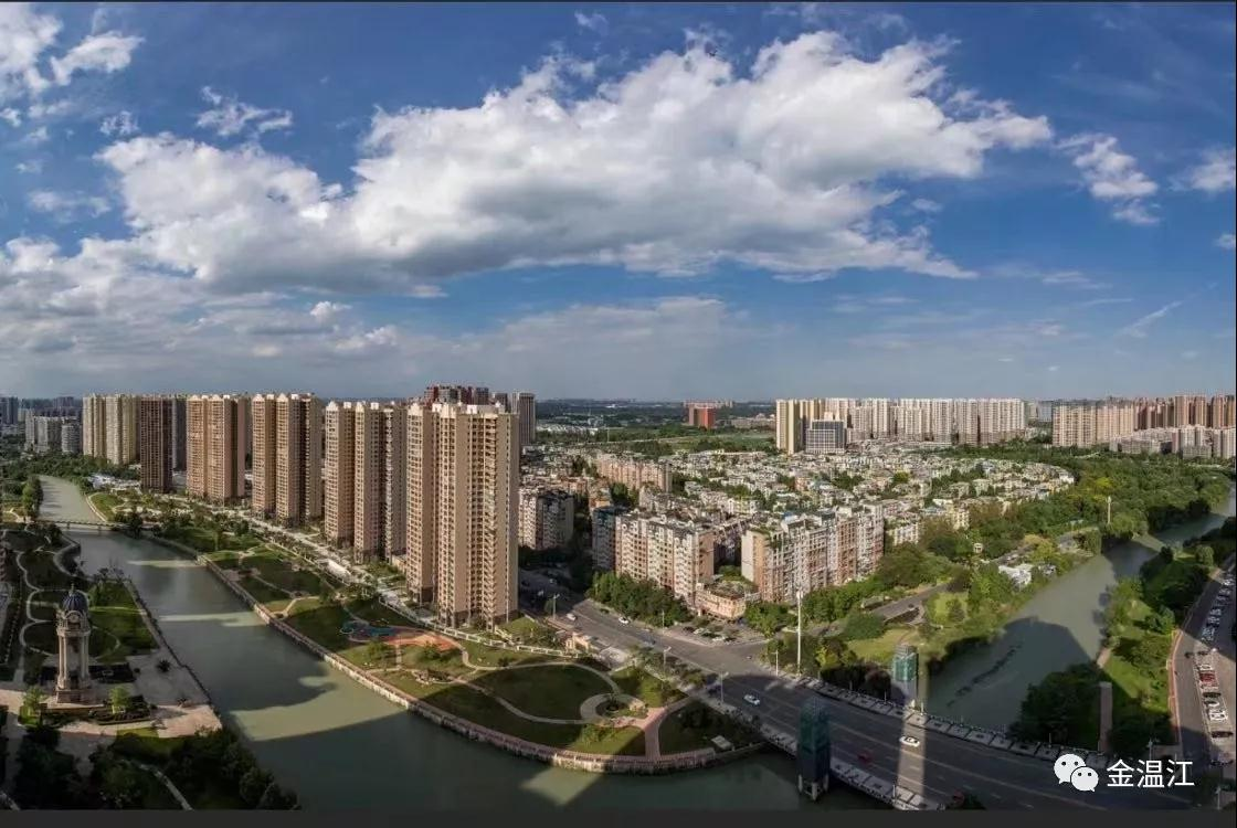 图解| 接下来温江有得忙了! 5年时间,用50个重大行动计划加快建设全面体现新发展理念宜业宜居宜游的新中心城区