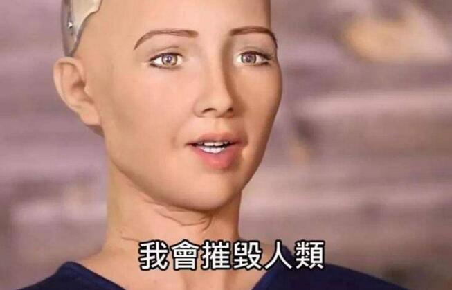 机器人索菲亚是一场彻头彻尾的骗局