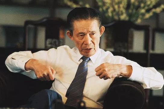 「经营之神」王永庆