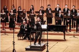 """成立十年的上海彩虹室内合唱团,在""""蓉城之秋""""用音乐向成都示爱"""