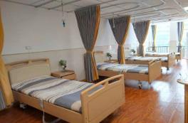 设有养老床位60张!成都市首个社区养老服务综合体开放运营